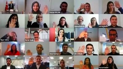 ANKARA - Milli Eğitim Bakanı Selçuk, dünyanın en başarılı ikinci çağrı merkezi seçilen MEBİM'i kutladı