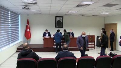 ÇANKIRI - Vali Ayaz'dan kentteki Kovid-19 vakalarına ilişkin açıklama