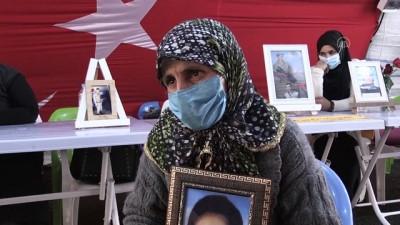 irak - DİYARBAKIR - Diyarbakır'daki evlat nöbeti 452. gününde