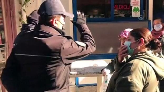 diyalog - EDİRNE - Gezmeye gelen turistlere Kovid-19 tedbirlerine uymayınca ceza kesildi