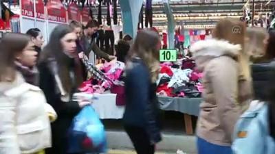 bild - EDİRNE - Sınır ötesi müşterileri olan pazar Kovid-19 tedbirleri kapsamında kapatıldı