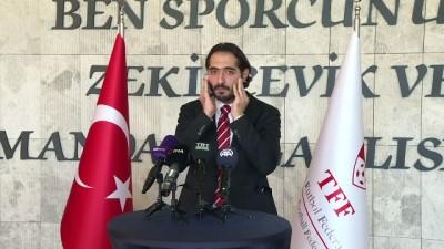 İSTANBUL - Hamit Altıntop, A Milli Takım'a güveniyor