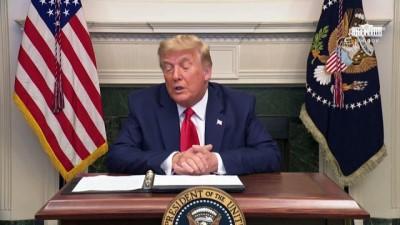 irak - WASHINGTON - Trump, Biden'ın başkanlığının onaylanması durumunda Beyaz Saray'ı bırakacağını açıkladı