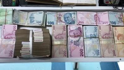 akalan - ADANA -  Tefecilik yaptıkları iddiasıyla 30 zanlı gözaltına alındı