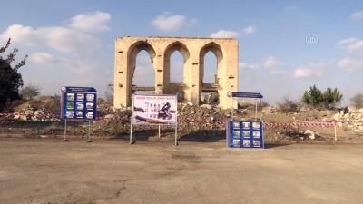 AĞDAM - Ağdamlılar 'hayalet şehre' dönen memleketlerini görkemli günleriyle hatırlıyor