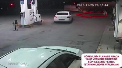 akalan - GAZİANTEP - Kiraladıkları lüks otomobille gasp yapan iki şüpheli yakalandı