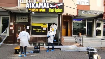 gram altin - İSTANBUL - Esenyurt'ta para transferi hizmeti veren iş yeri soyuldu (2)