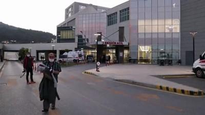 hastane - MANİSA - Cezaevinden izinli çıkan hırsızlık hükümlüsü aynı suçtan yeniden tutuklandı