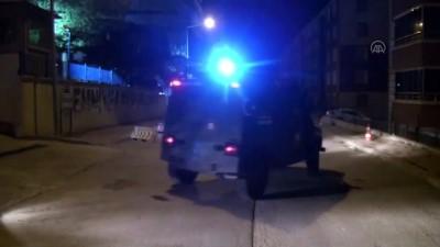 akalan - YOZGAT - DEAŞ operasyonunda 22 zanlı yakalandı