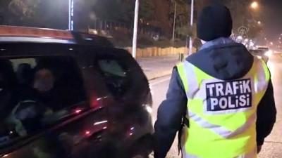 polis ekipleri - ADIYAMAN - Sokağa çıkma kısıtlamasına uyuluyor