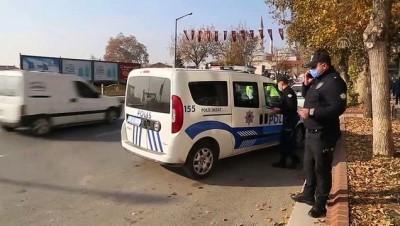 hastane - EDİRNE - Karantinada olması gereken kadın sürücü trafik denetiminde yakalandı