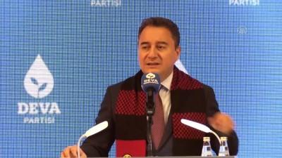 irak - ESKİŞEHİR - DEVA Partisi Genel Başkanı Ali Babacan partisinin İl Kongresi'ne katıldı
