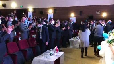 KÜTAHYA - DEVA Partisi Genel Başkanı Ali Babacan, partisinin il kongresine katıldı