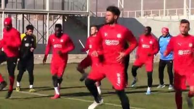 SİVAS - Sivasspor Göztepe maçına hazır