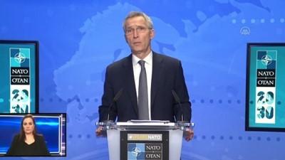 guvenli bolge - BRÜKSEL - NATO: 'Oruç Reis'in limana dönmesi gerginliğin düşürülmesine yardımcı olacaktır'