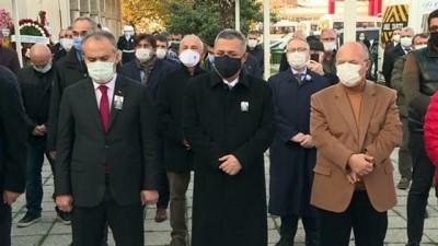 bolat - BURSA - Vefat eden emekli Vali Zekai Gümüşdiş son yolculuğuna uğurlandı