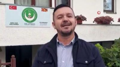 kan davasi -  - Amasya'dan Makedonya'ya İyilik Hareketi