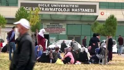 saglik calisani -  Diyarbakır'da bin 84 sağlık çalışanı koronaya yakalandı, 12'si hayatını kaybetti