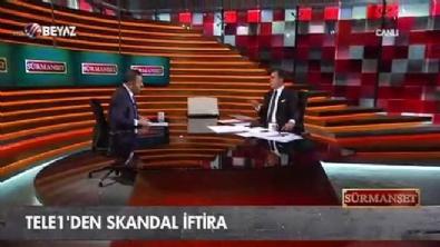 surmanset - Osman Gökçek küplere bindi! 'Başın sıkışsa iftira attığın o polislere koşacaksın!'