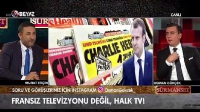 surmanset - Osman Gökçek'ten Halk TV'ye sert eleştiri!
