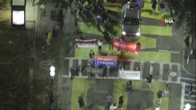 secim sistemi -  - Abd Sokakları Oylar Sayılırken Bir Kez Daha Karıştı - New York, Arizona Ve Boston'da Şiddetli Protestolar
