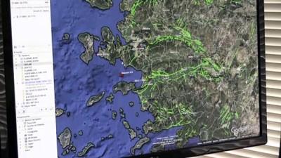 İzmir'de deprem için 'erken uyarı' sistemi kurulacak - KOCAELİ