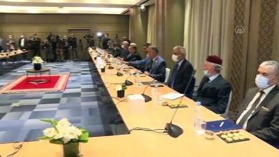 diyalog - Libyalı taraflar, Tunus'taki diyalog görüşmeleriyle ilgili karar mekanizmasında anlaştı - BUZNİKA