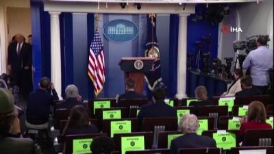 """Trump: """"Eğer yasal oyları saysanız kolayca kazandığımı görürsünüz"""""""