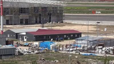 Yeni Tokat Havalimanı'na 14 milyon TL'lik yatırım