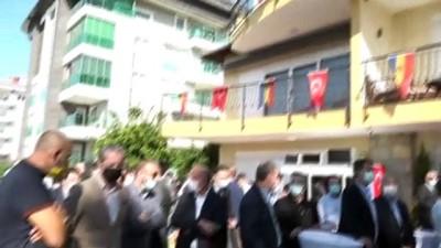 Bakan Çavuşoğlu, Moldova Cumhuriyeti Alanya Fahri Konsolosluğu açılışına katıldı (2) - ANTALYA