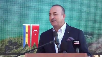 Bakan Çavuşoğlu, Moldova Cumhuriyeti Alanya Fahri Konsolosluğu açılışına katıldı - ANTALYA