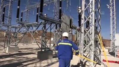 Bayburt'a 32 bin hanenin elektrik ihtiyacını karşılayabilecek çapta RES kuruluyor