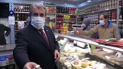 BBP Genel Başkanı Destici'den Fransa'ya tepki - NEVŞEHİR
