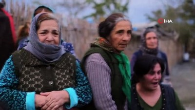 roketli saldiri -  - Ermenistan'ın Berde'ye düzenlediği roketli saldırıda 16 yaşındaki çocuk hayatını kaybetti