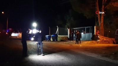 park kavgasi -  Nazilli'de silahlı kavgada kan aktı