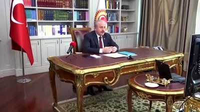 Şentop, Kırklareli Üniversitesi Hukuk Fakültesi Akademik Yılı açılış dersine katıldı (4) - TBMM
