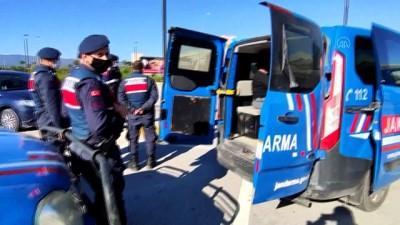 silahli kavga - Silahlı kavgada 1 kişi yaralandı - BURSA