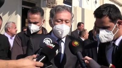ERBİL - Erbil Başkonsolosu Karaçay: 'Sincar'da önemli olan PKK'nın mevcudiyetinin sona erdirilmesidir'