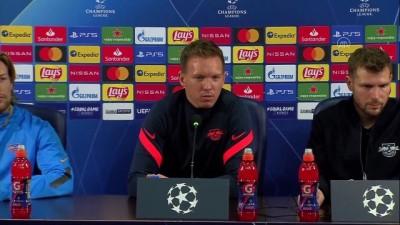 İSTANBUL - Medipol Başakşehir-Leipzig maçına doğru - Julian Nagelsmann