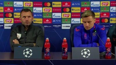 İSTANBUL - Medipol Başakşehir - Leipzig maçına doğru - Okan Buruk