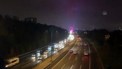 İSTANBUL - Sokağa çıkma kısıtlaması öncesi hareketlilik