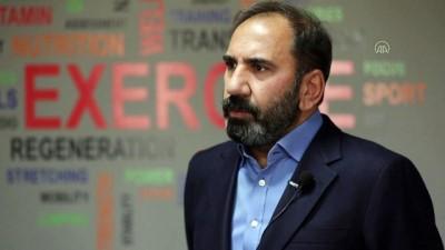 SİVAS - Sivasspor Kulüp Başkanı Mecnun Otyakmaz'dan VAR tepkisi