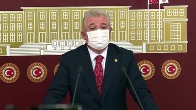 TBMM - AK Parti Grup Başkanvekili Akbaşoğlu: 'Çevre Ajansı kurulmasına ilişkin kanun teklifini bu hafta görüşeceğiz'