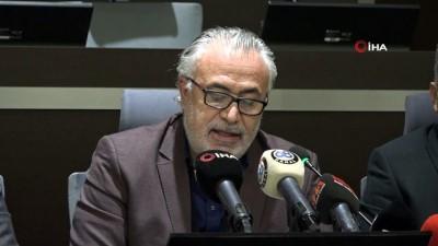 Aksaray'da STK'lardan Vali Aydoğdu'ya destek açıklaması