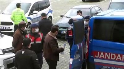 2008 yili - İZMİR - Cezaevinden izinli çıkan kişinin öldürülmesiyle ilgili kuzeni yakalandı