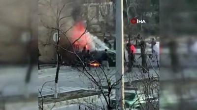 roketli saldiri -  - Kabil'de bombalı saldırı: 2 ölü, 2 yaralı