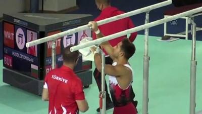 MERSİN - Avrupa Erkekler Artistik Cimnastik Şampiyonası sona erdi (2)