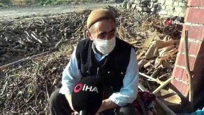 peygamber -  Sokağa çıkma kısıtlamasında köyde yaşam