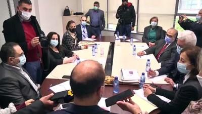 BEYRUT - Lübnan Sağlık Bakanı Hasan: 'Türk Hastanesi, önemli bir sağlık kuruluşu olarak hizmet verecek'