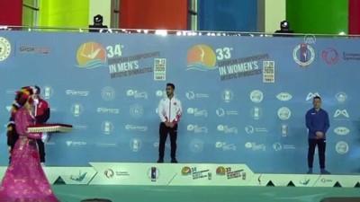 olimpiyat oyunlari - MERSİN - Cimnastiğin yıldızları Avrupa Şampiyonası'nı boş geçmedi